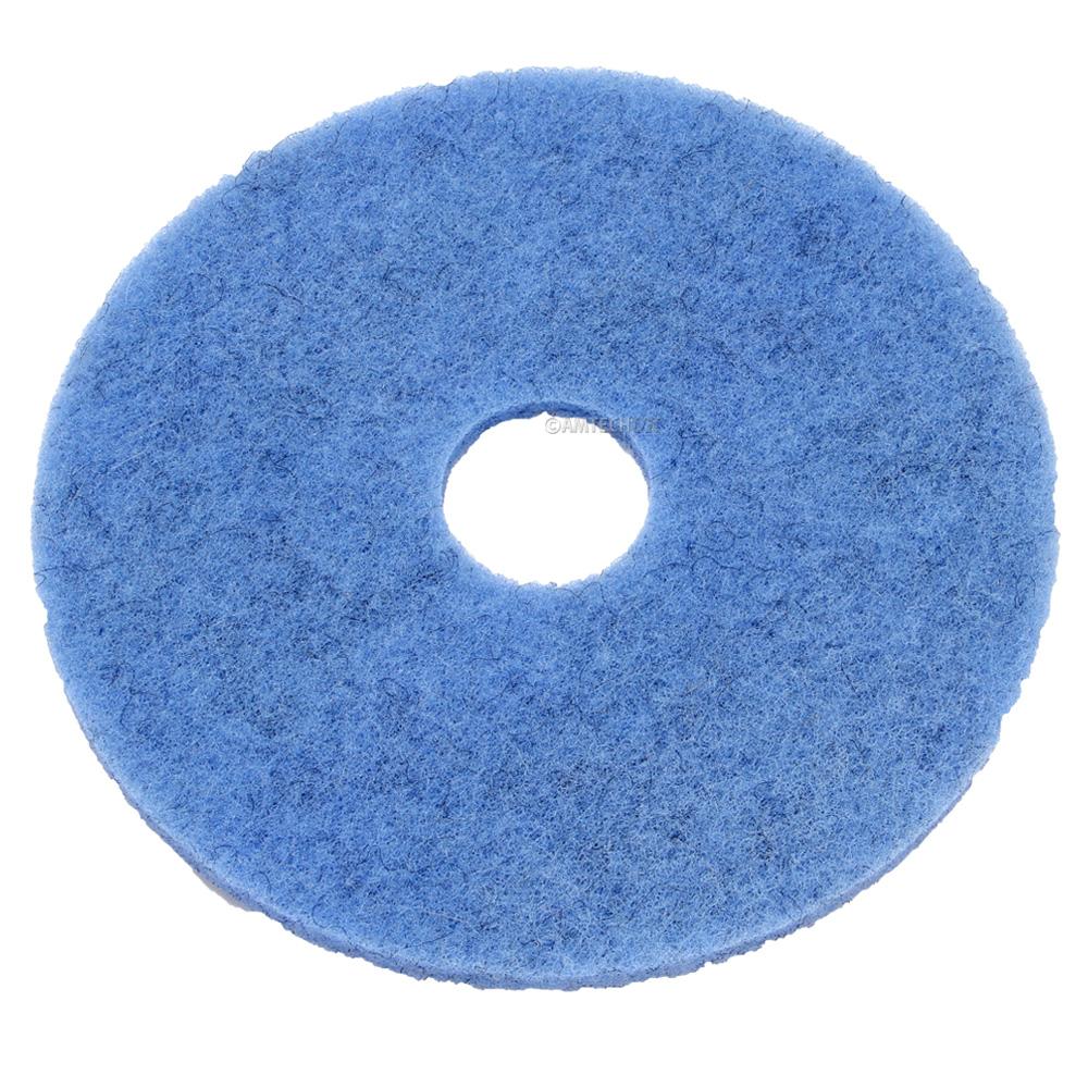 20 Quot Blue Blend Floor Burnishing Pad Amtech Uk