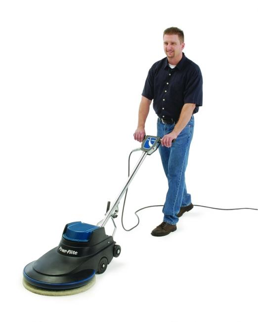 Cleaner with M1600 Floor Buffer, Burnisher