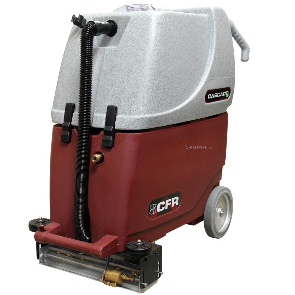 Cfr Cascade 20 Self Propelled Walk Behind Carpet