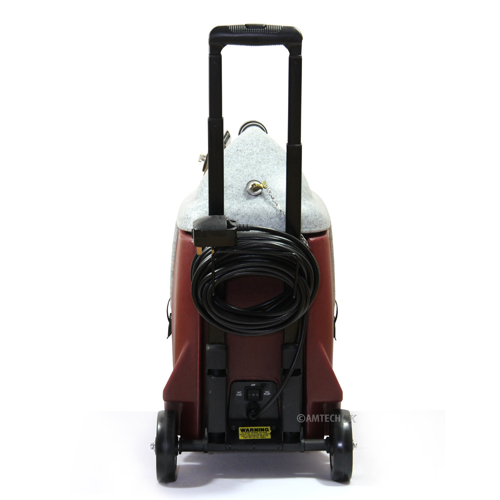 CFR Stain Removal Machine Rear View