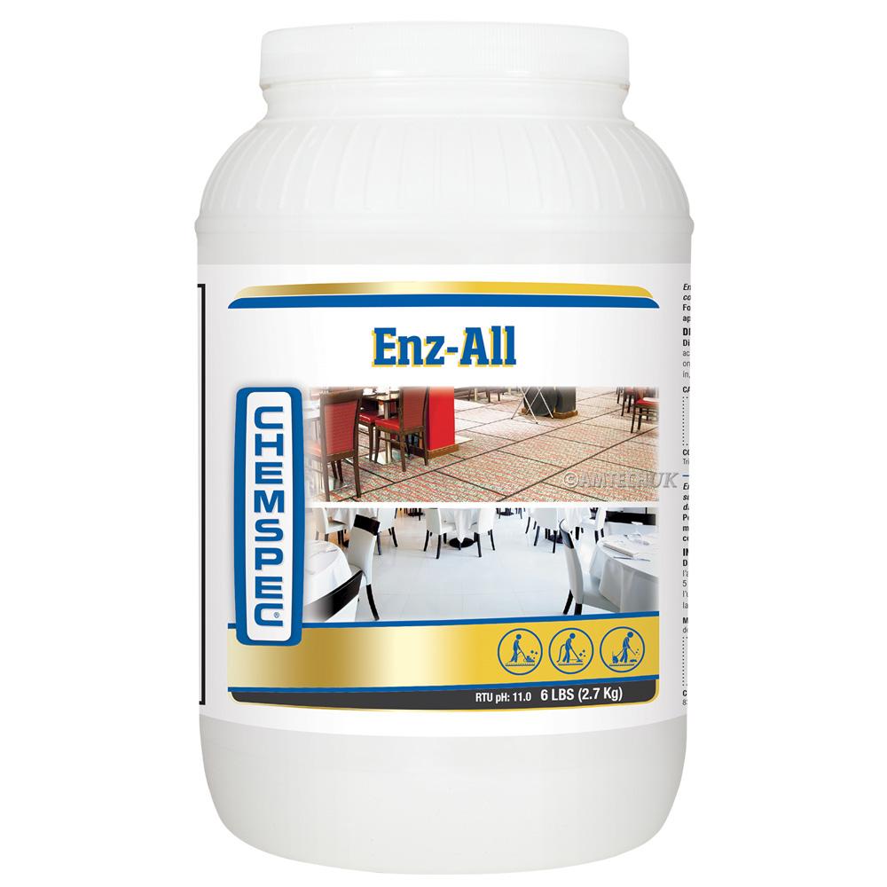 Chemspec Enz-All (Enzyme Pre-Spray) (2 7kg)