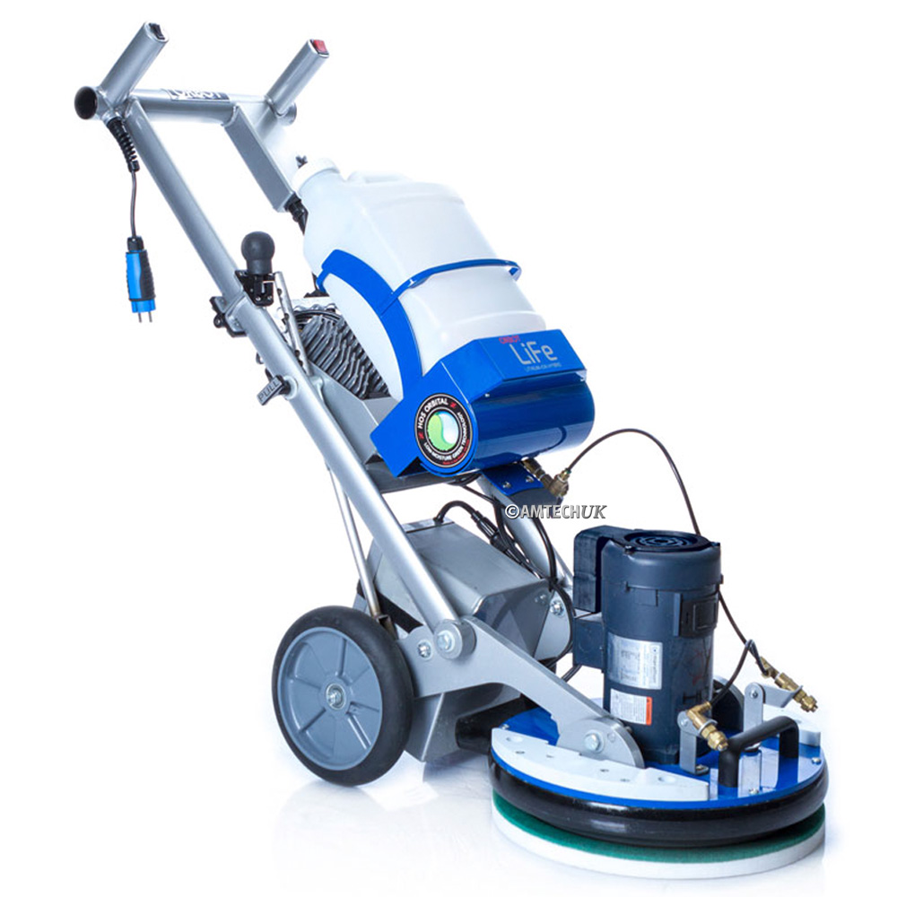 Hos Orbot Life Battery Orbital Floor Machine Amtech Uk