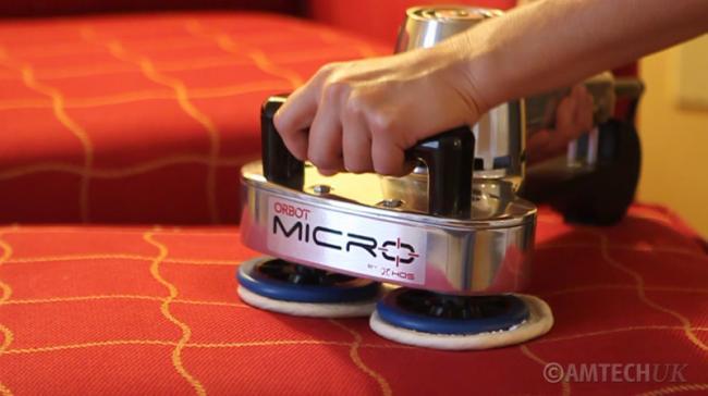 Hos Orbot Micro Floor Cleaning Machine Amtech Uk
