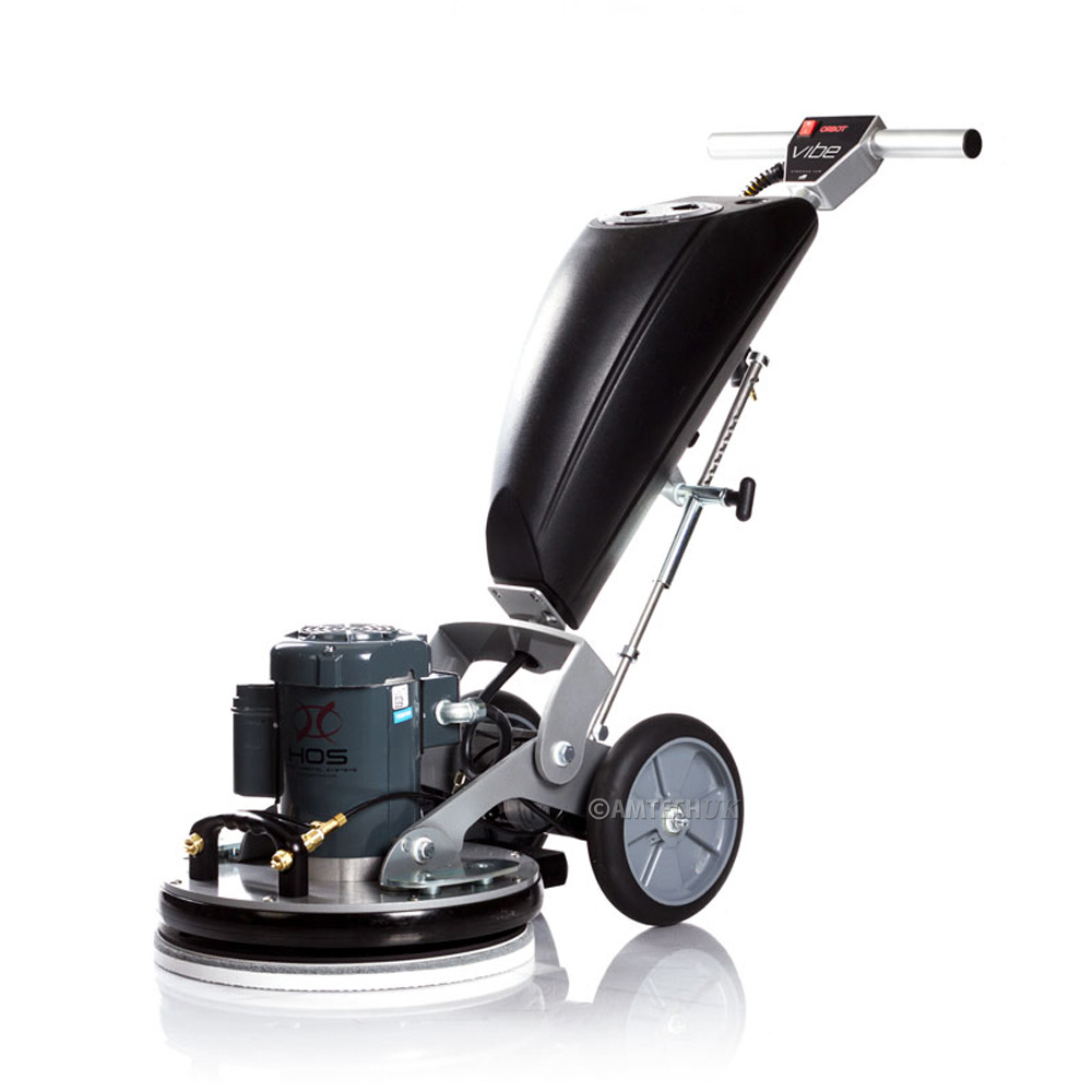 The New Hos Orbot Vibe Floor Machine Amtech Uk