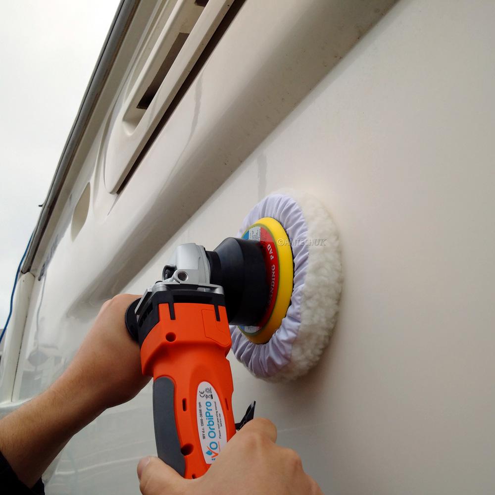 iVo Orbipro paintwork buffer