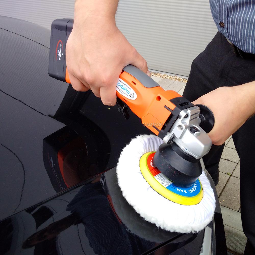 iVo orbipro polish car detailing