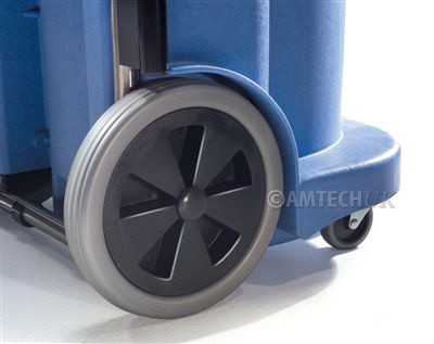 Numatic wet or dry vacuum wv900 durable wheel system