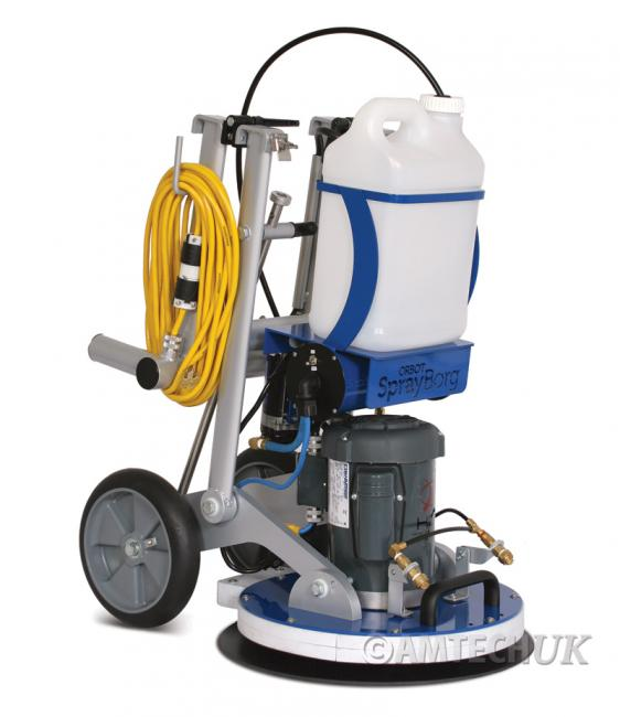 Hos Orbot Sprayborg Floor Cleaning Machine Amtech Uk
