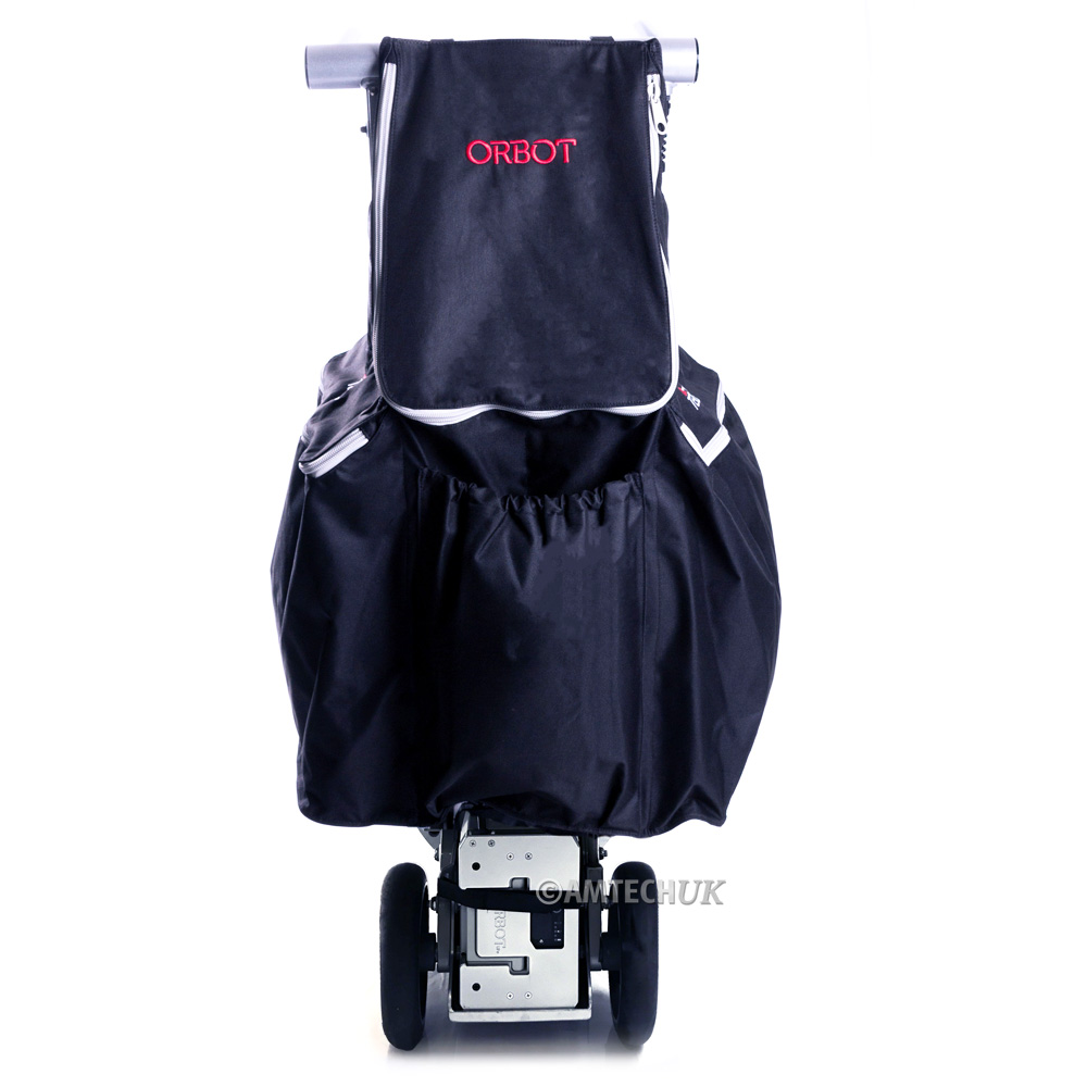 Orbot Techpack attached to the Orbot LiFe