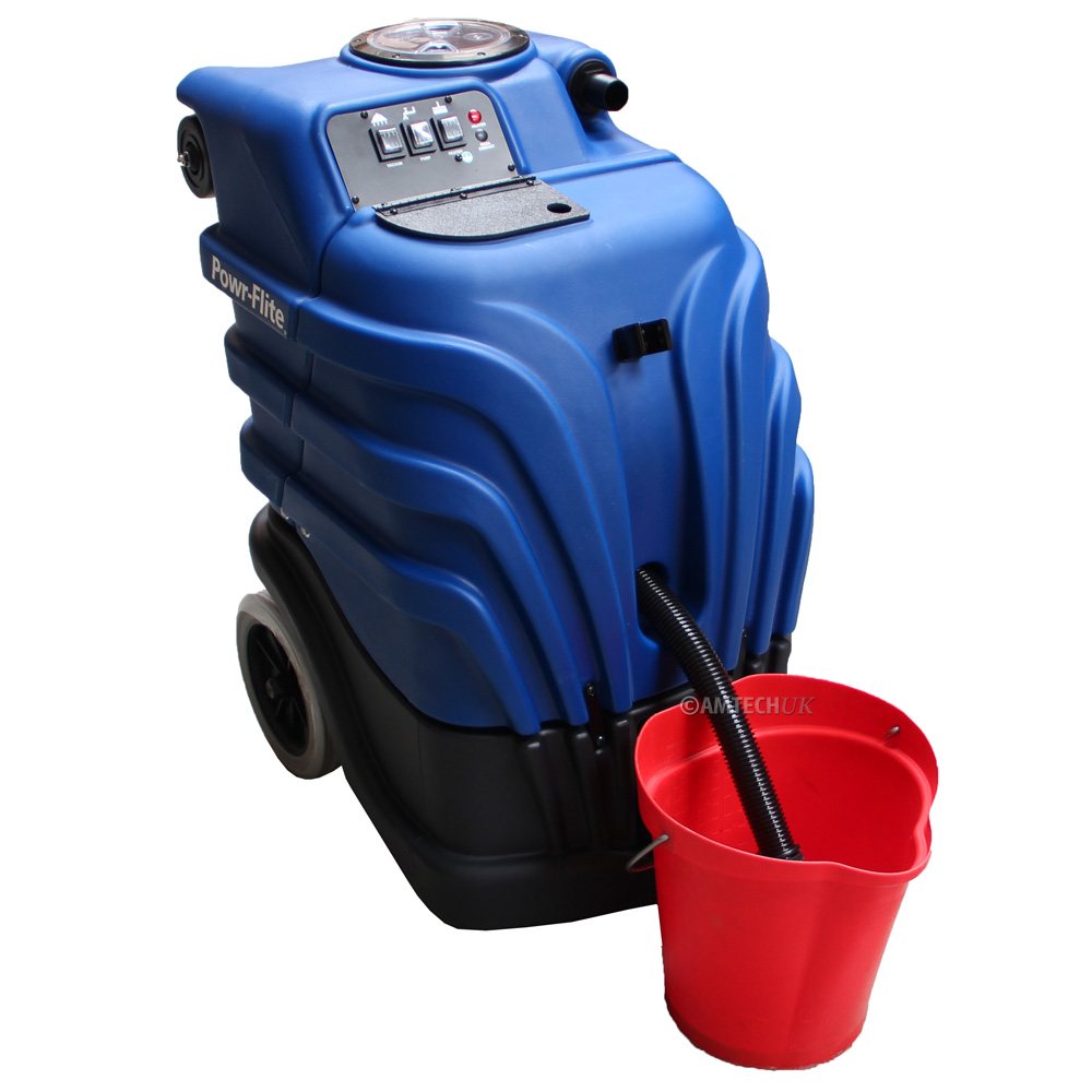 Powr-Flite 1085EAW-2UK draining recovered cleaning solution