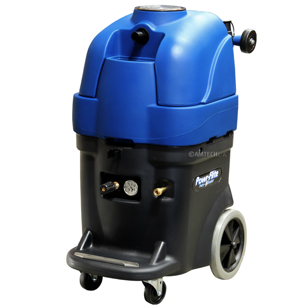 Powr-Flite carpet cleaning extractor