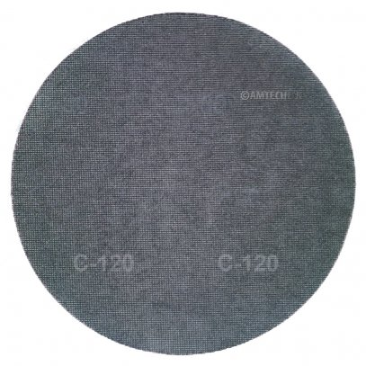 "17"" Silicon Carbide Sanding Screen 120 Grit"