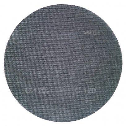"""17"""" Silicon Carbide Sanding Screen 120 Grit"""