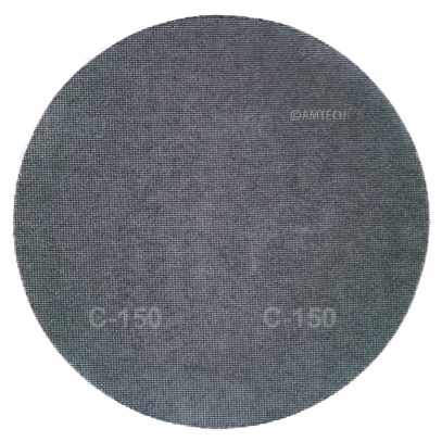 "17"" Silicon Carbide Sanding Screen 150 Grit"