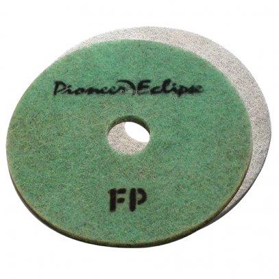 "17"" Impregnated Diamond Pad Final Polish"