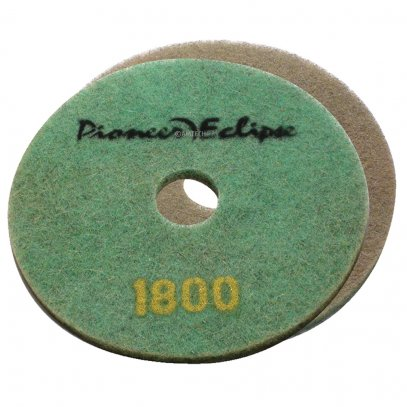 "17"" Impregnated Diamond Pad Grit 1800"