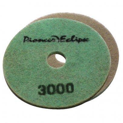 "17"" Impregnated Diamond Pad Grit 3000"