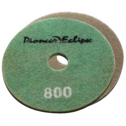 "17"" Impregnated Diamond Pad Grit 800"