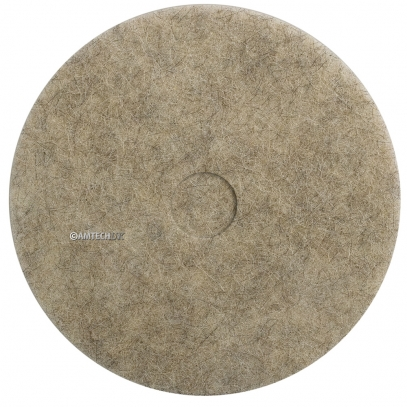 "17"" Gorilla Natural Blend Floor Pad"