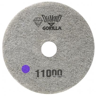 """20"""" Diamond Pad By Gorilla - 11000 Grit"""