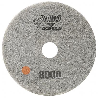 """20"""" Diamond Pad By Gorilla - 8000 Grit"""