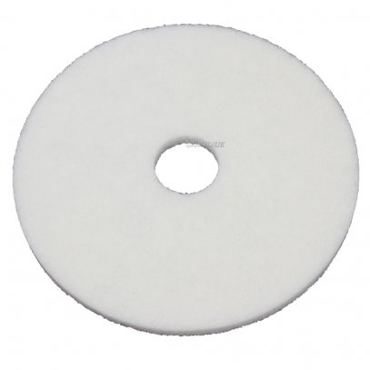 "20"" White Lightining Burnishing Pad"