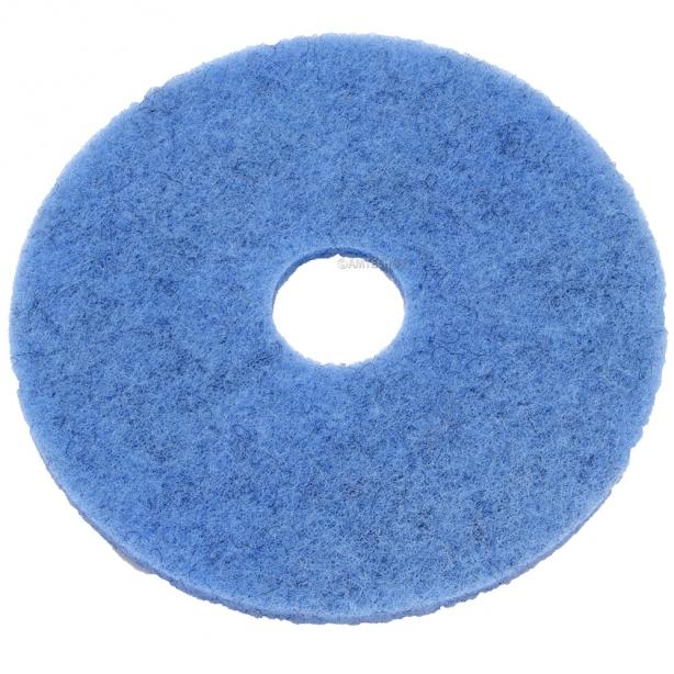 "21"" Blue Blend Burnishing Pads"