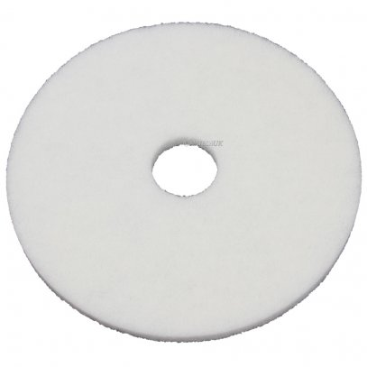 "21"" White Lightining Burnishing Pad"