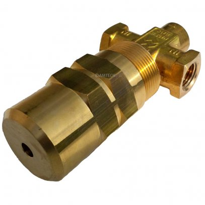 CFR And Powr Flite Brass Regulator