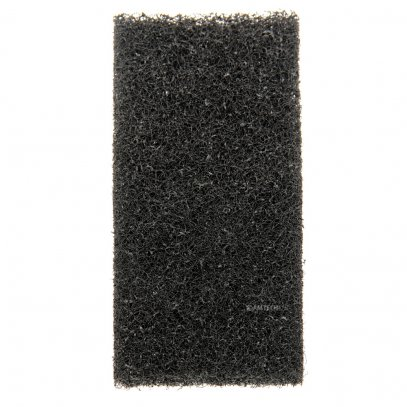 "10"" X-Heavy Duty Black Scrub Pads"