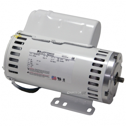 Bluffton electric pump motor