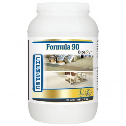 Chemspec Formula 90 Powder Carpet Cleaning Detergent