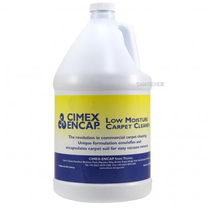 Cimex Encap low moisture carpet cleaning system