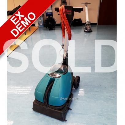 Ex Demo Truvox Solaris Scrubber Dryer