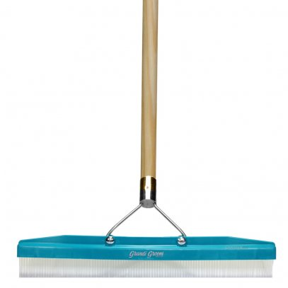 "18"" Grandi Groom Carpet Rake"