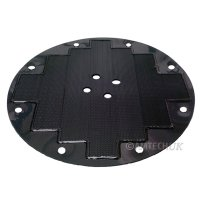 "15"" HOS Orbot Velcro Driver Plate"