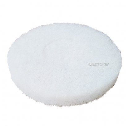 iVo OrbiPro White Scrubbing Pads 170mm