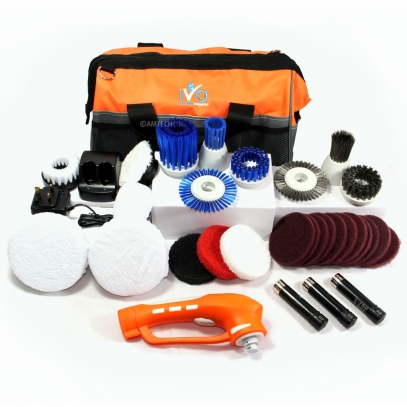 iVo Power Brush - Full Contractors Kit
