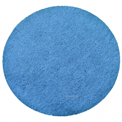 "17"" KGS FLEXIS Blue Diamond Pad - Medium - Qty 1"