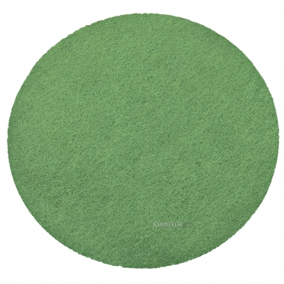 "17"" KGS FLEXIS High Density Green Diamond Pad - 3000 Grit"