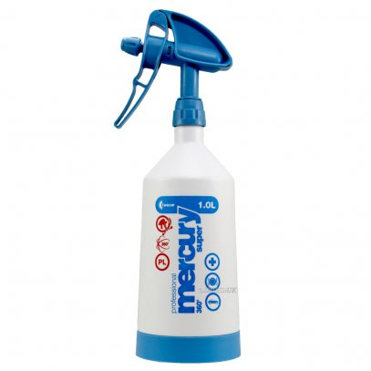 Kwazar Mercury Pro Blue - Heavy Duty Trigger Sprayer