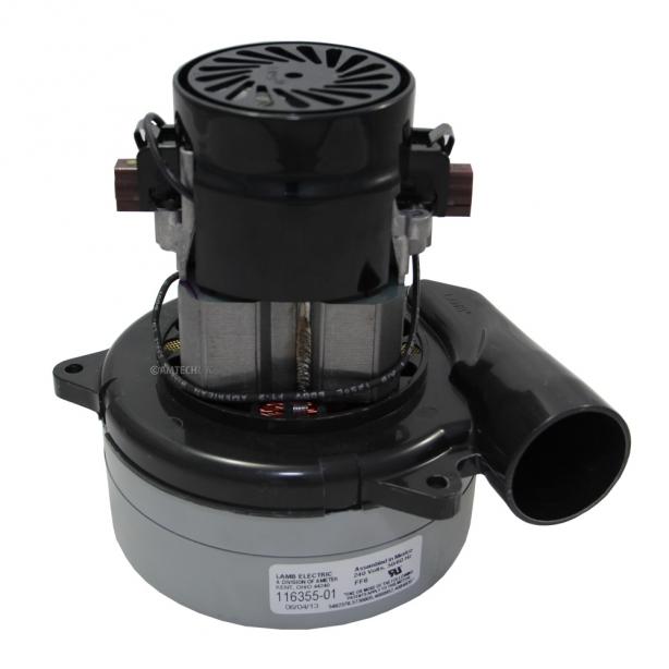 2 Stage Vacuum Motor Spotter