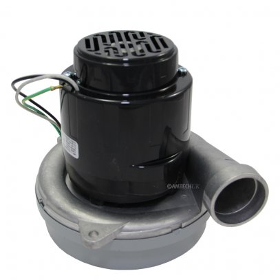 "Lamb Ametek 6.6"" High Suction Vacuum Motor"