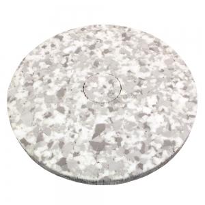 """17"""" x 25mm Melamine magic eraser floor cleaning pad"""