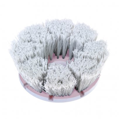 MotorScrubber Flagged Tipped Brush