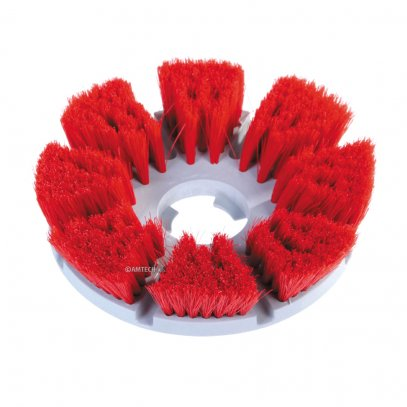 Rotary Floor Scrubber Drive Plates and Scrubbing Brushes ...