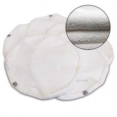 "Orbot 21"" SuperZorb Cotton Combo Low Moisture Carpet Cleaning Bonnets"