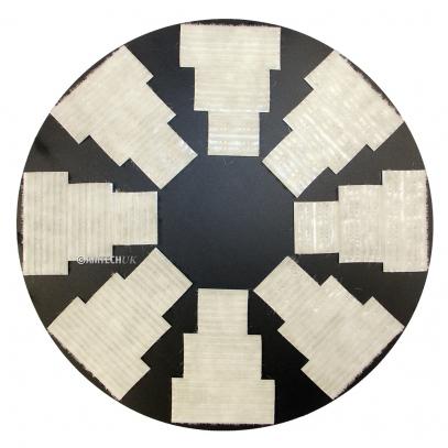 """ORBOT 17"""" Carpet Agitation Brush"""