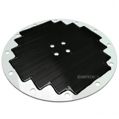 Orbot Hard Floor Velcro Plate