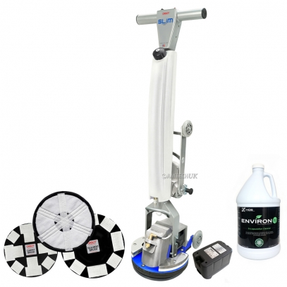 ORBOT SLiM Floor Cleaners Bundle